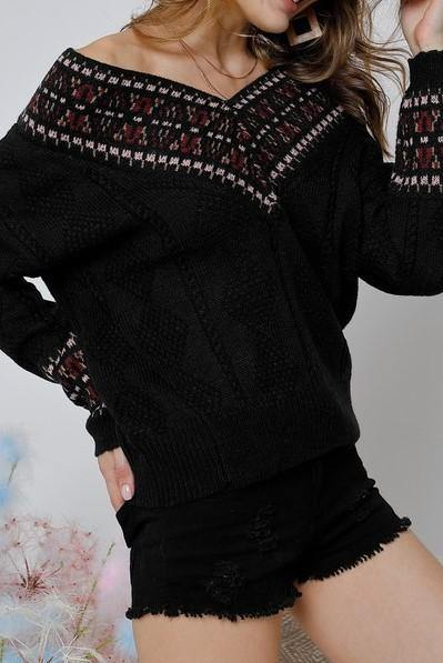 SORCHA SWEATER