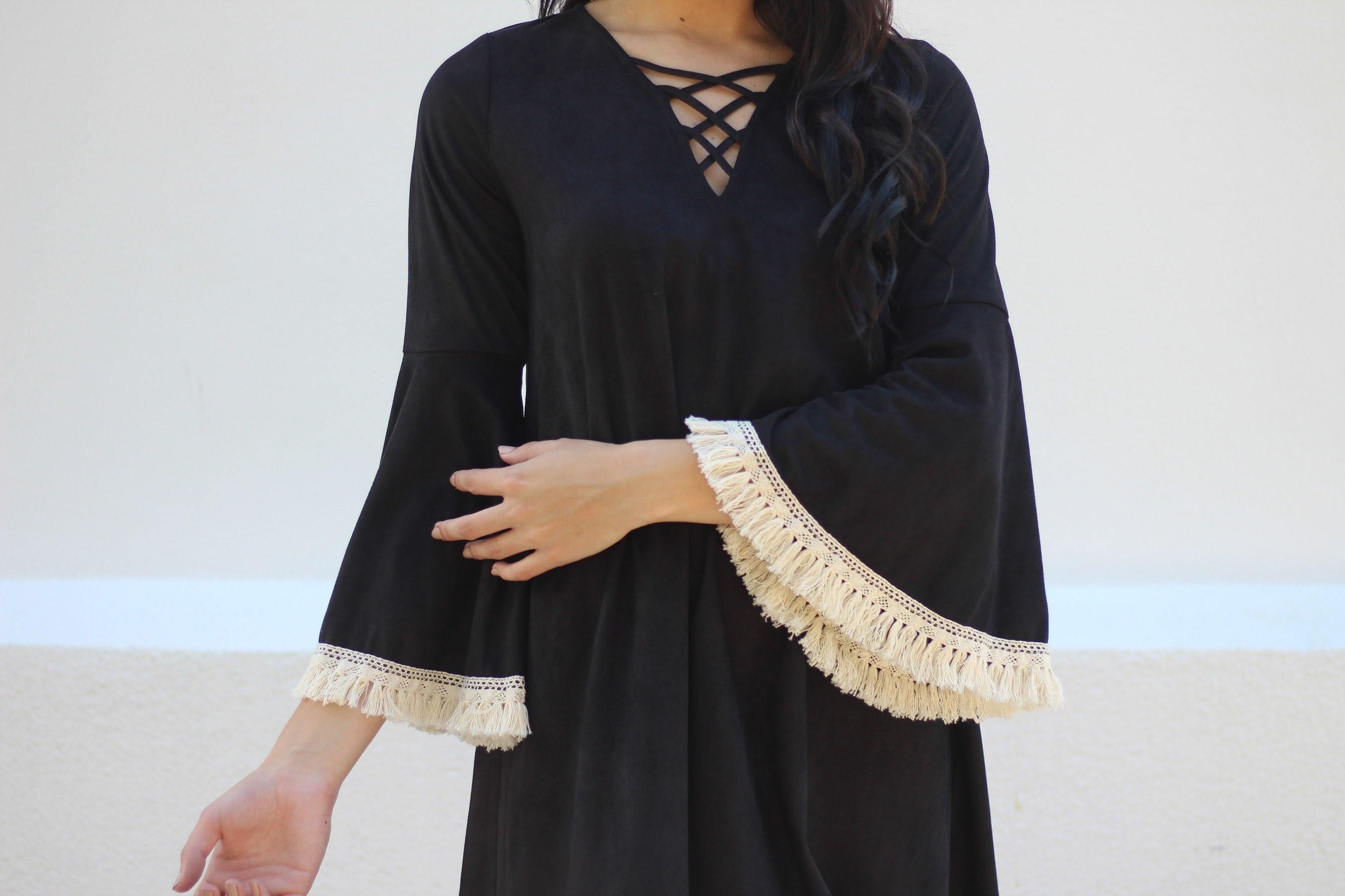 BRINKLEY BOHO DRESS