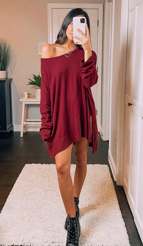 TRUDY TUNIC DRESS - elbie boutique, LLC
