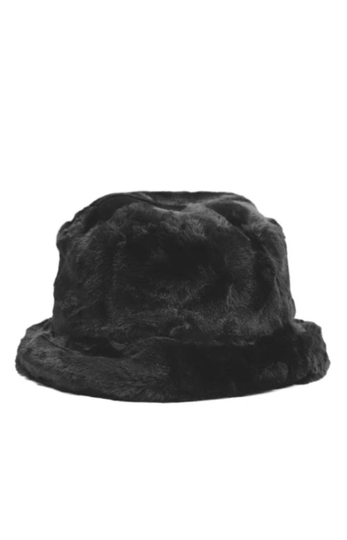ZOLA BUCKET HAT (BLACK) - elbie boutique, LLC