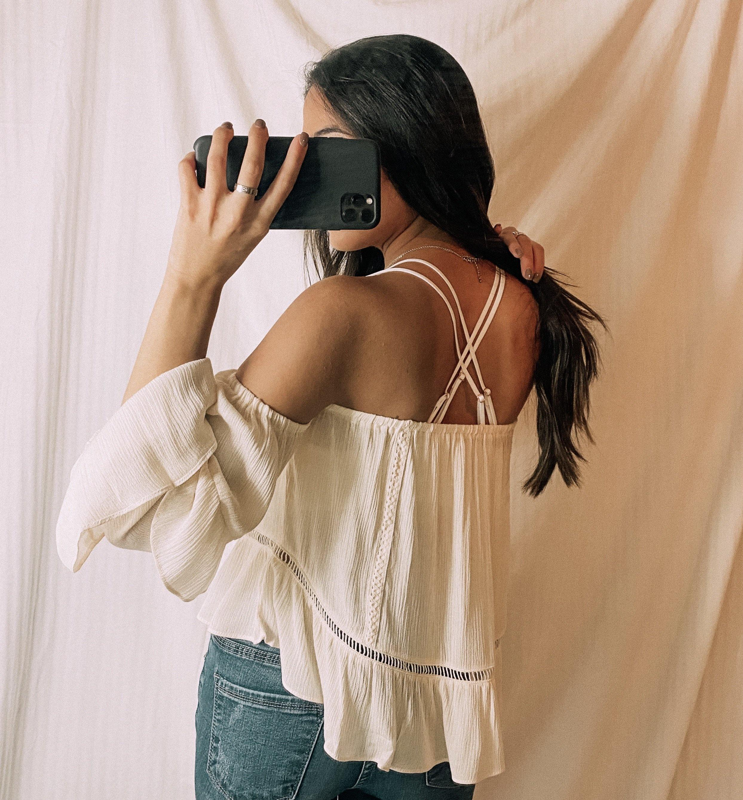SWEET DAYDREAM TOP