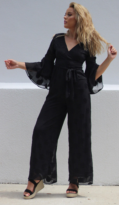 SHOW STOPPER JUMPSUIT