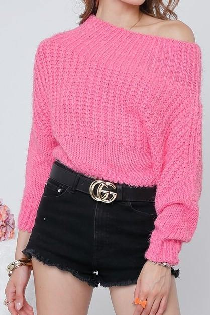 COTTON CANDY SWEATER