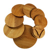 Solid Alder Wood Shelves for Designer and Gourmet Stands - Enclume Design Products