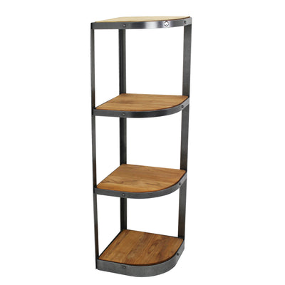 4 Tier Corner Stand (Unassembled) - Enclume Design Products