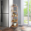 5 Tier Corner Stand (Unassembled) - Enclume Design Products