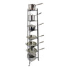 7-Tier Gourmet Cookware Stand (Unassembled) - Enclume Design Products