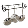 Decor Utensil Rack Hammered Steel - Enclume Design Products