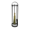 Hearthside Tool Set Tall Black