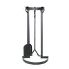Indoor/Outdoor Half Circle Fireplace Tool Set - Enclume Design Products
