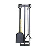 Indoor/Outdoor Square Fireplace Tool Set - Enclume Design Products
