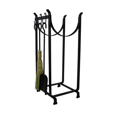 Hearthside Wood Rack w/Tools