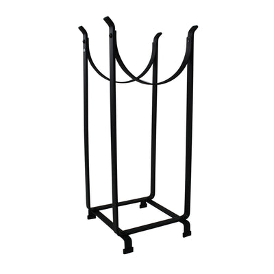 Hearthside Wood Rack Black