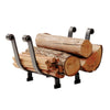 Premier  Indoor/Outdoor Basket Fireplace Log Rack - Enclume Design Products