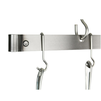"Professional Series Offset Hook Ceiling Bar (36"", 48"", 60"")"