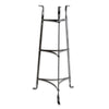 3-Tier Designer Stand Hammered Steel - Enclume Design Products