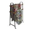 "41.5"" Triangular Quilt Rack"