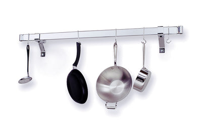 Professional Series Rolled End Bar (Use w Wall Bracket or Captain Hooks) - Enclume Design Products
