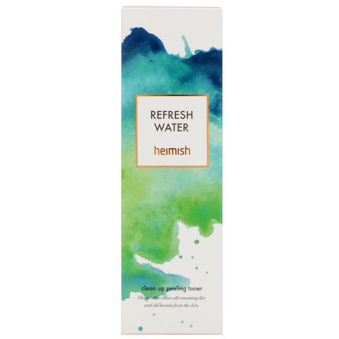 [Heimish] Refresh Water Clean Up Peeling Toner 85ml