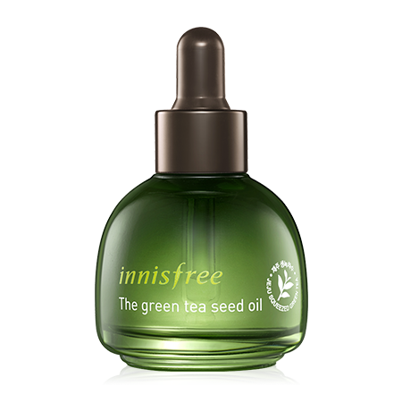 [Innisfree] The Green Tea Seed Oil