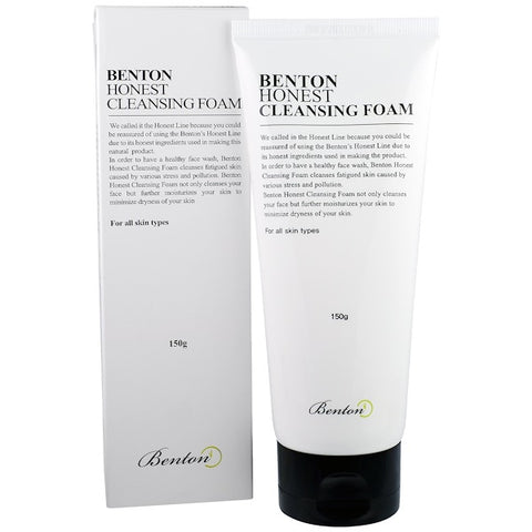 [Benton] Honest Cleansing Foam 150g