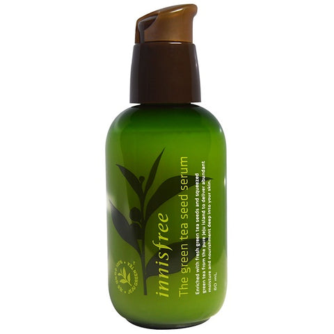 [Innisfree] The Green Tea Seed Serum, 80ml