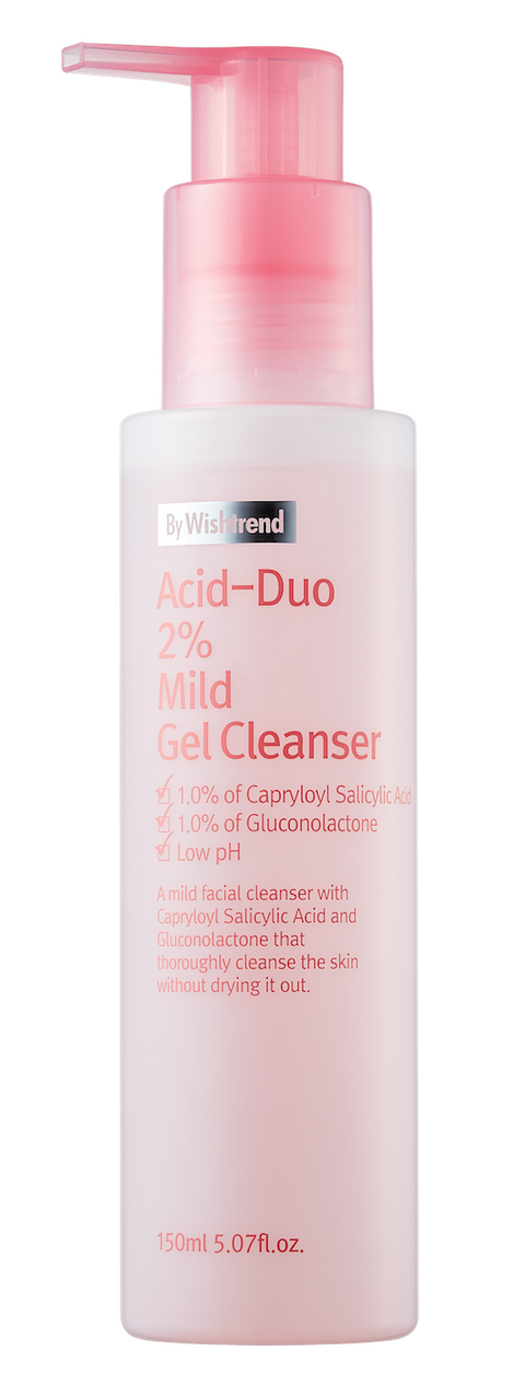[By Wishtrend] Acid-Duo 2% Mild Gel Cleanser