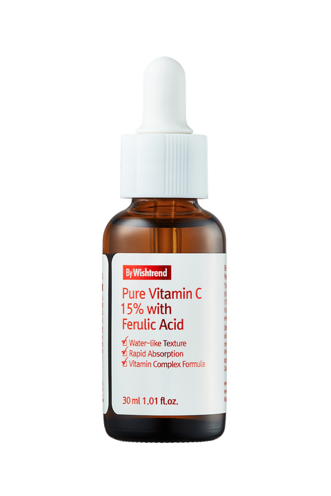[By Wishtrend] Pure Vitamin C 15% with Ferulic Acid
