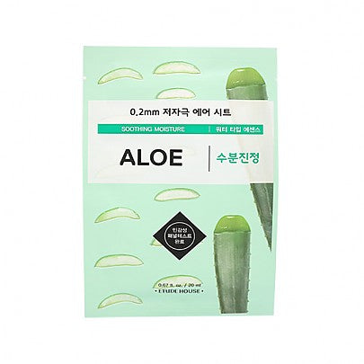 [Etude House] 0.2mm Therapy Air Mask Aloe