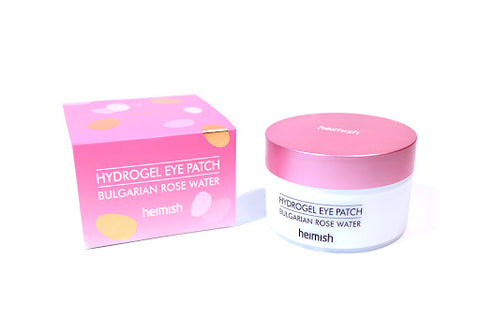 [Heimish] Bulgarian Rose Hydrogel Eye Patch