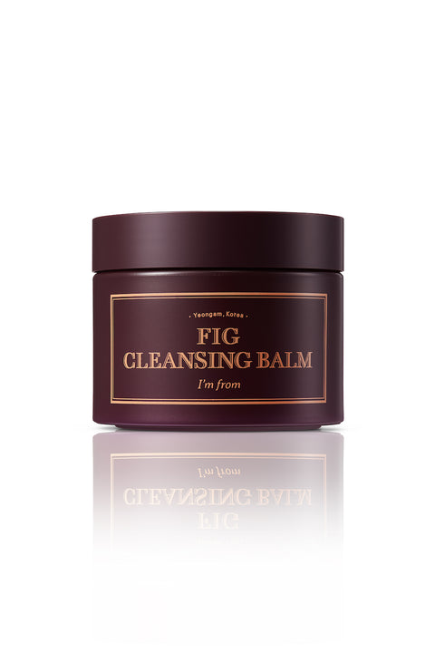 [I'm from] Fig Cleansing Balm