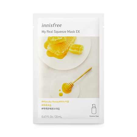 [Innisfree] My Real Squeeze Mask