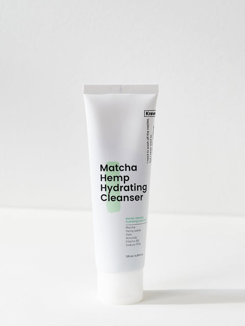 [KraveBeauty] Matcha Hemp Hydrating Cleanse