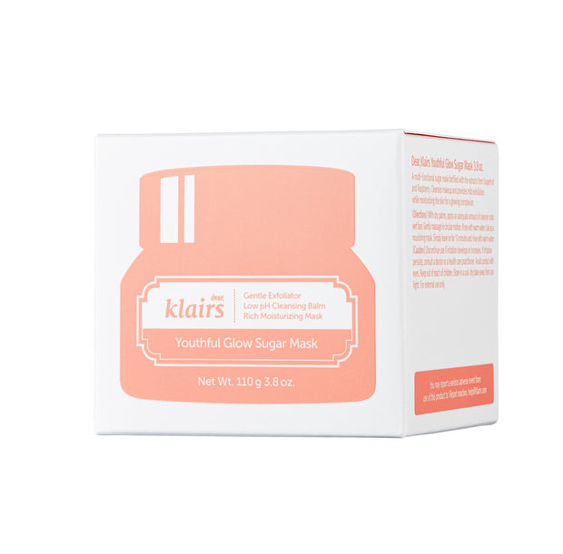 [dear Klairs] Youthful Glow Sugar Mask