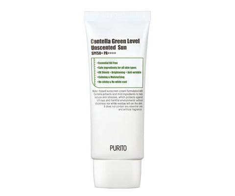 [Purito] Centella Green Level Unscented Sun