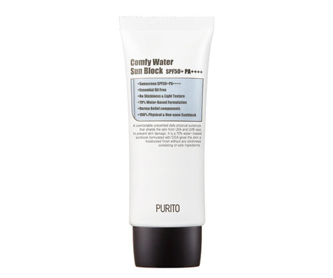 [Purito] Comfy Water Sun Block