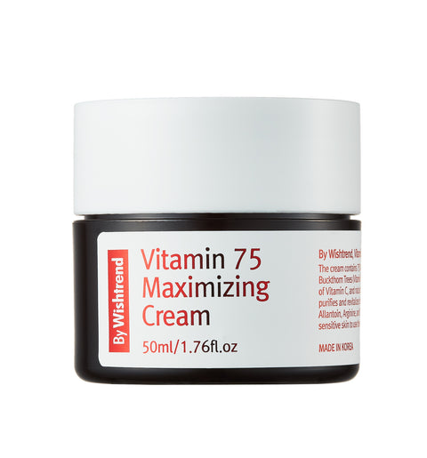 [By Wishtrend] Vitamin 75 Maximizing Cream