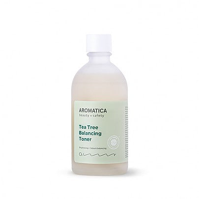 [Aromatica] Tea Tree Balancing Toner 130ml