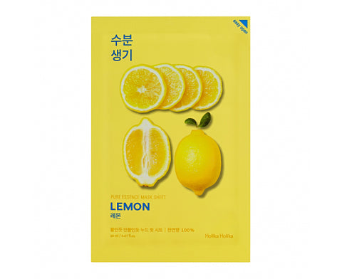 [Holika Holika] Pure Essence Mask Sheet Lemon
