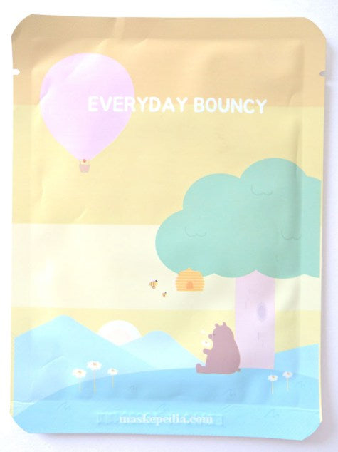 [PACKage] Everyday Bouncy Facial Mask