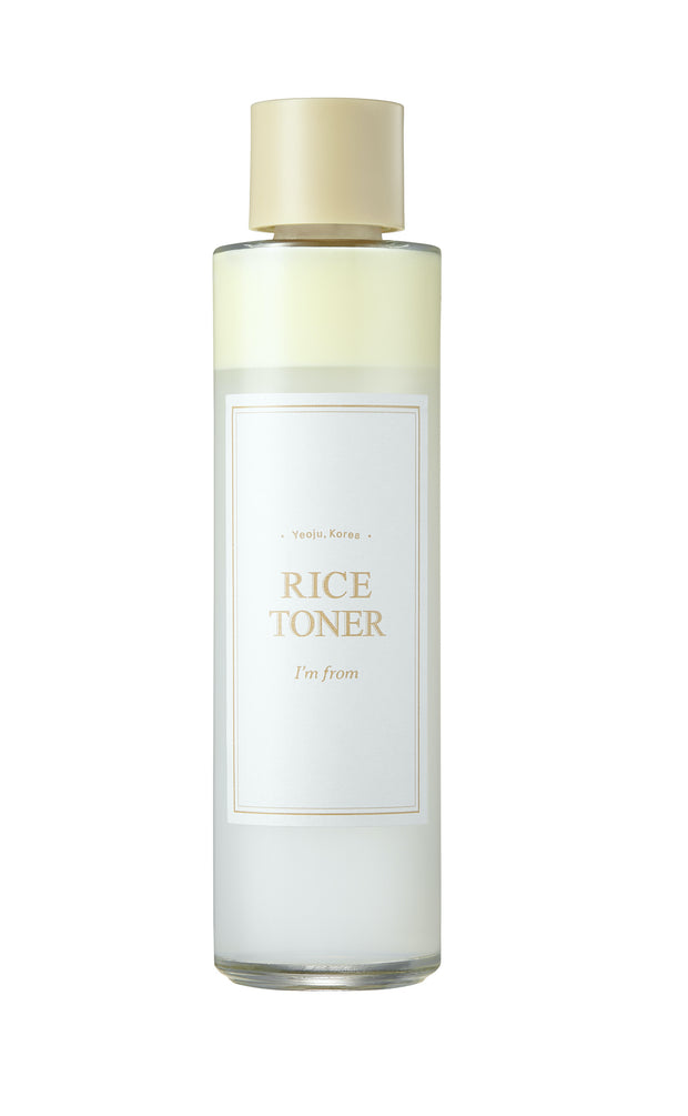 [I'm from] Rice Toner