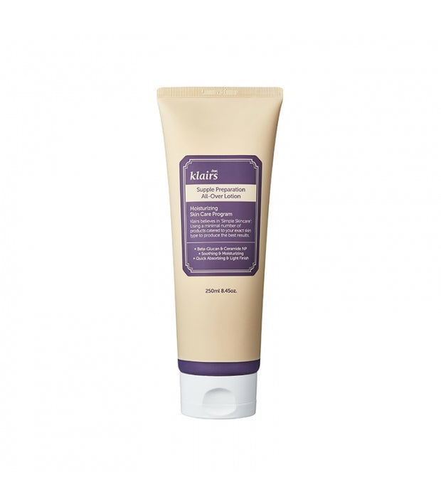[dear Klairs] Supple Preparation All-Over Lotion