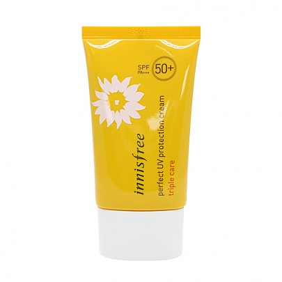 [Innisfree] Perfect UV Protection Cream Triple Care SPF50+ PA+++
