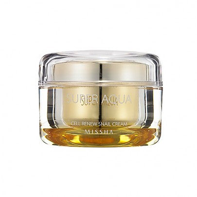 [Missha] Super aqua cell renew snail cream 47ml