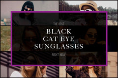 Best Black Cat Eye Sunglasses Right Now