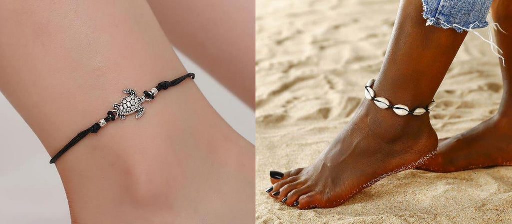 Beach Anklets By Classy Women Collection