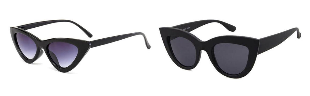 Trendy Cat Eye Sunglasses By Classy Women Collection