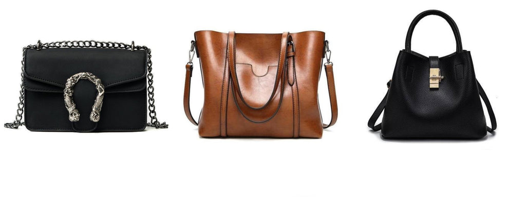 Classic and timeless handbags from Classy Women Collection