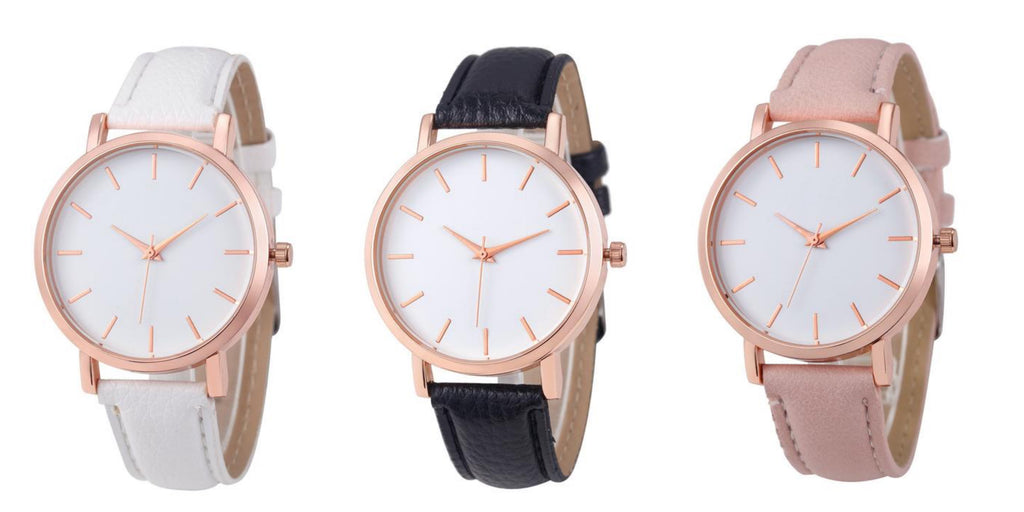 Clean Womens Watches