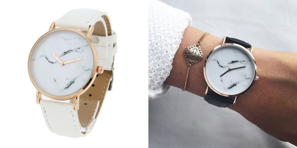 Affordable Marble Watch For Women